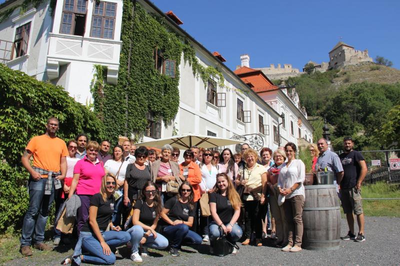 Tudásátadó program az Éltető Balaton-felvidékért Egyesület térségében
