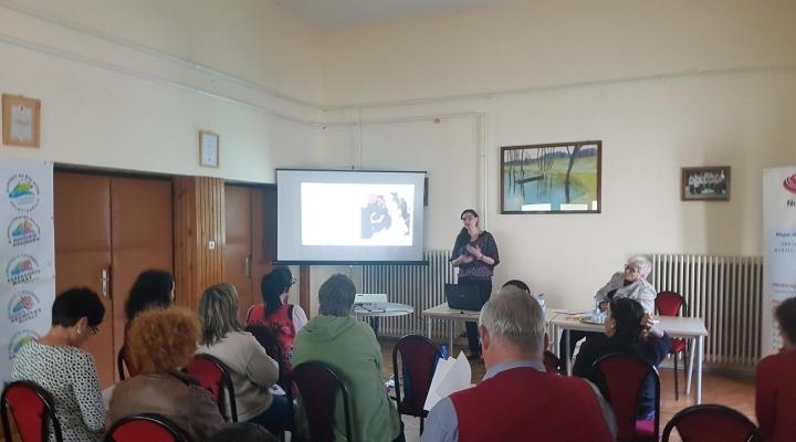 Nagy sikerrel zajlott le az esélyegyenlőségi workshop