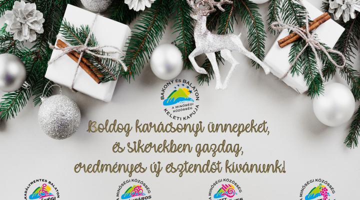Békés, boldog karácsonyi ünnepeket,