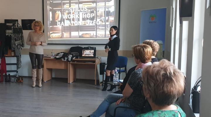 Sikeres kommunikációs workshop